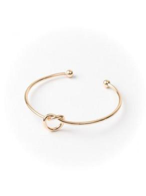 Bracelet Coeur Doré