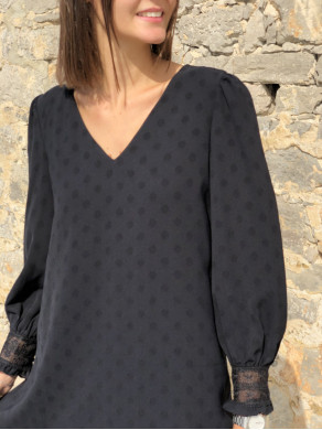 Robe Magalie Noire