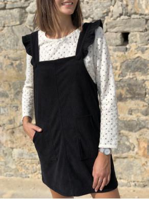 Robe Yvette Noire
