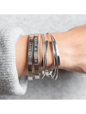 Bracelets Manon Argentés