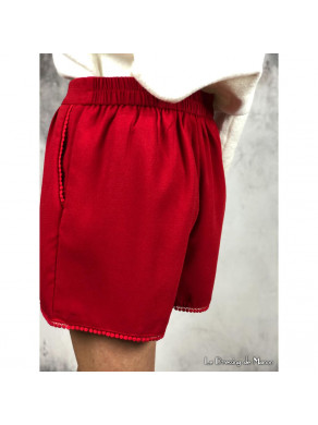 Short Prudence Rouge