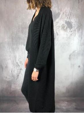 Gilet Jeanne Noir
