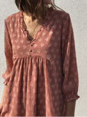 Robe Emilie Rose