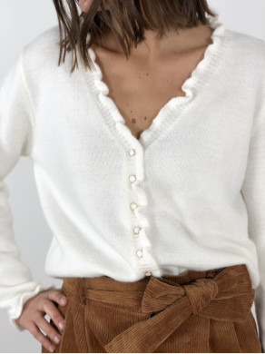 Pull Gilet Camille