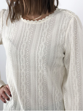 Top Luce beige